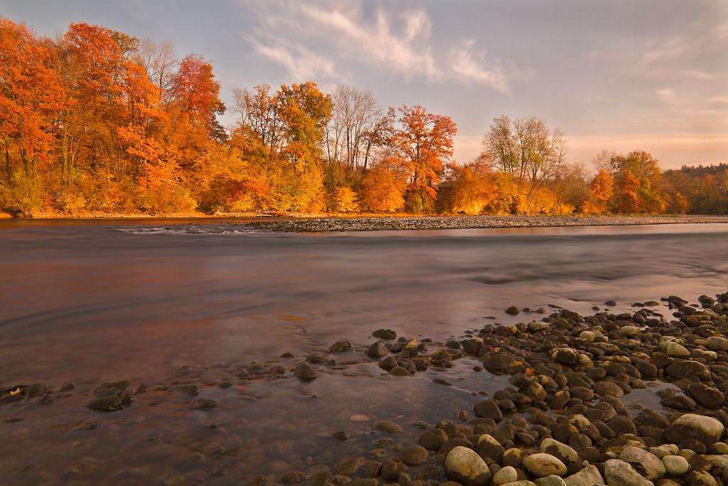 Herbstliche aare 17