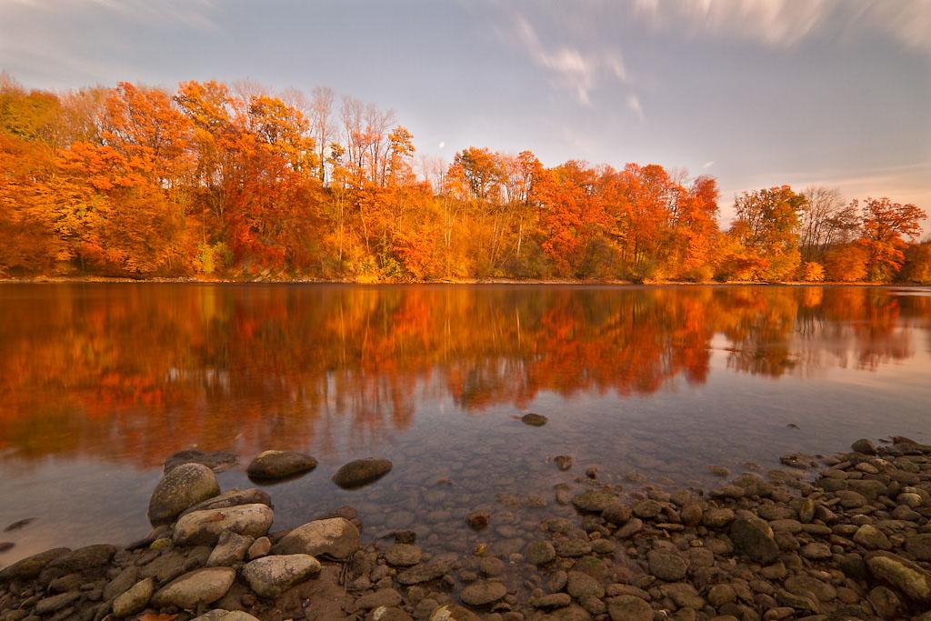 Herbstliche aare 30