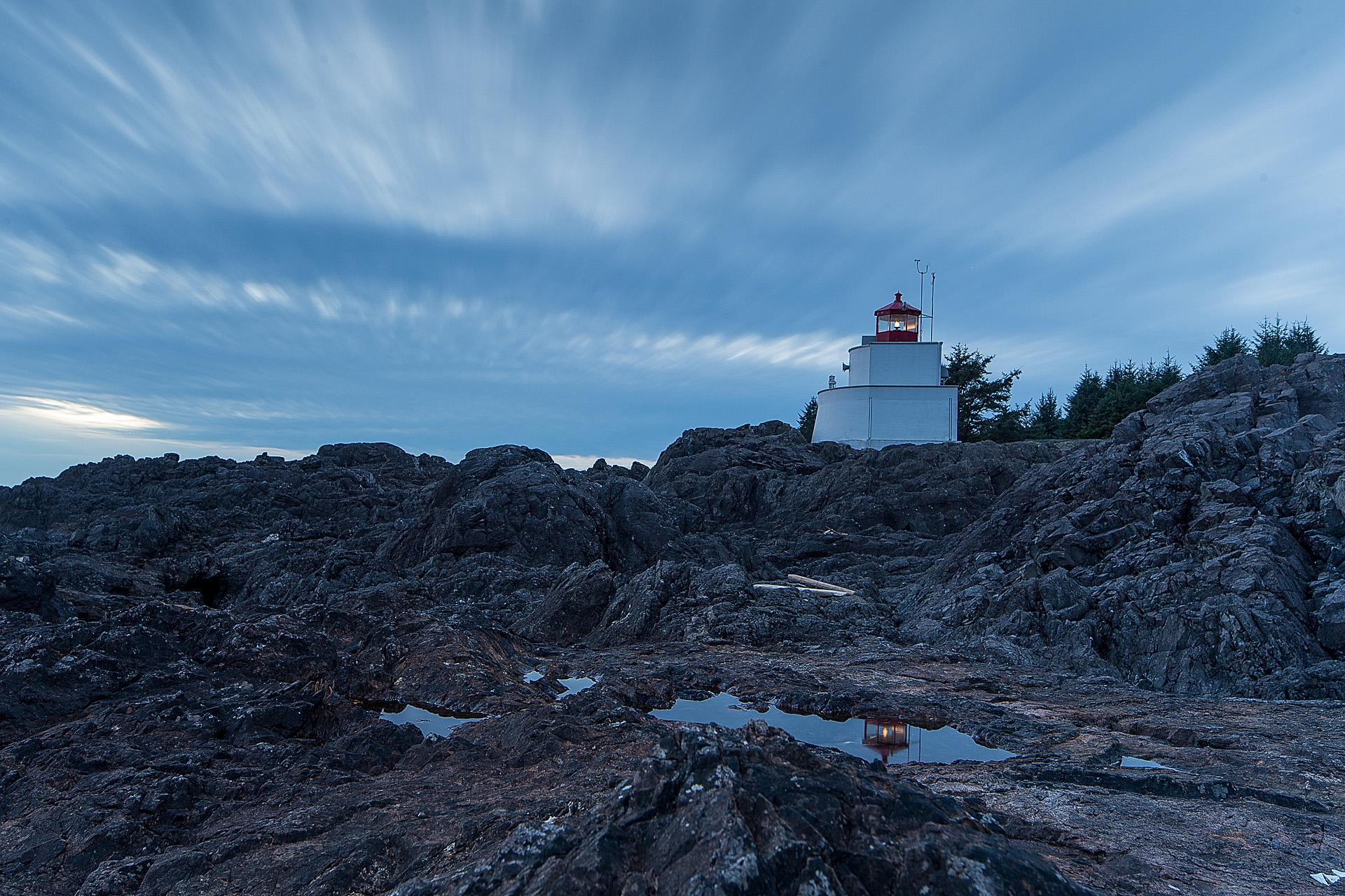 Lighthouse in kanada